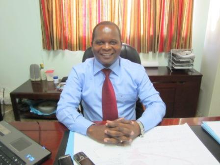 Pastor Paisley Mavutula-Headmaster